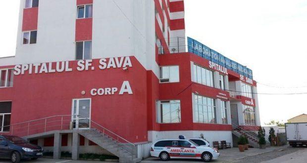"""Focar de COVID-19 la Spitalul """"Sf. Sava"""" din Iaşi"""