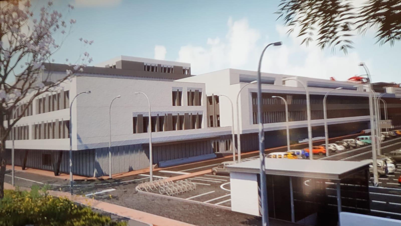În Sectorul 1 al Capitali vai fi construit un spitalul 1.015 paturi și 37 de săli  de operaţie