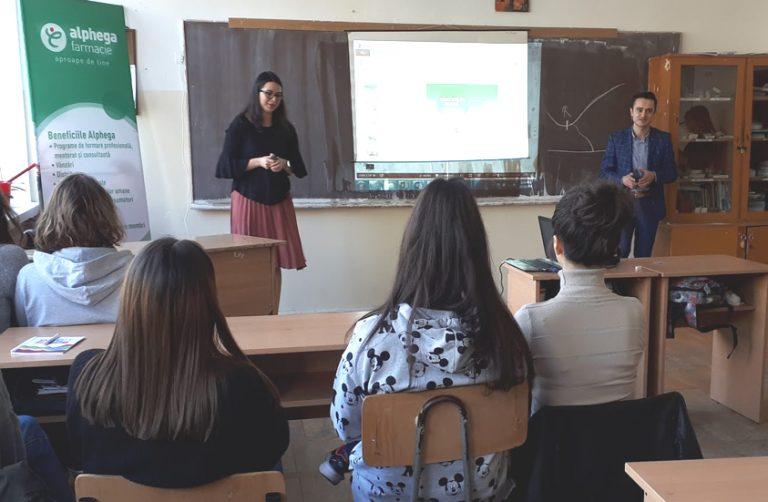 Stil de viață sănătos în colegiile din București
