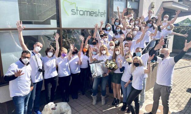 Stomestet, una dintre cele mai importante clinici stomatologice din Transilvania, se alătură grupului DENT ESTET, într-un parteneriat strategic pentru medicina dentară din România