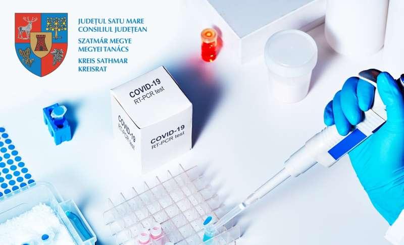 Spitalul Judeţean Satu Mare a devenit, oficial, centru de testare pentru coronavirus