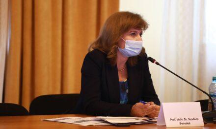 Dr. Theodora Benedek: Am reuşit deblocarea monopolurilor care existau în programele de pregătire pe cardiologie
