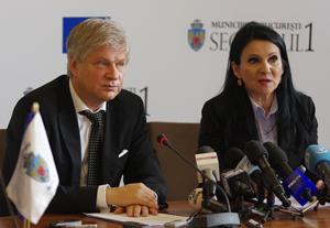 Noul spital de urgenţă din Capitală ar putea fi finalizat în patru-cinci ani