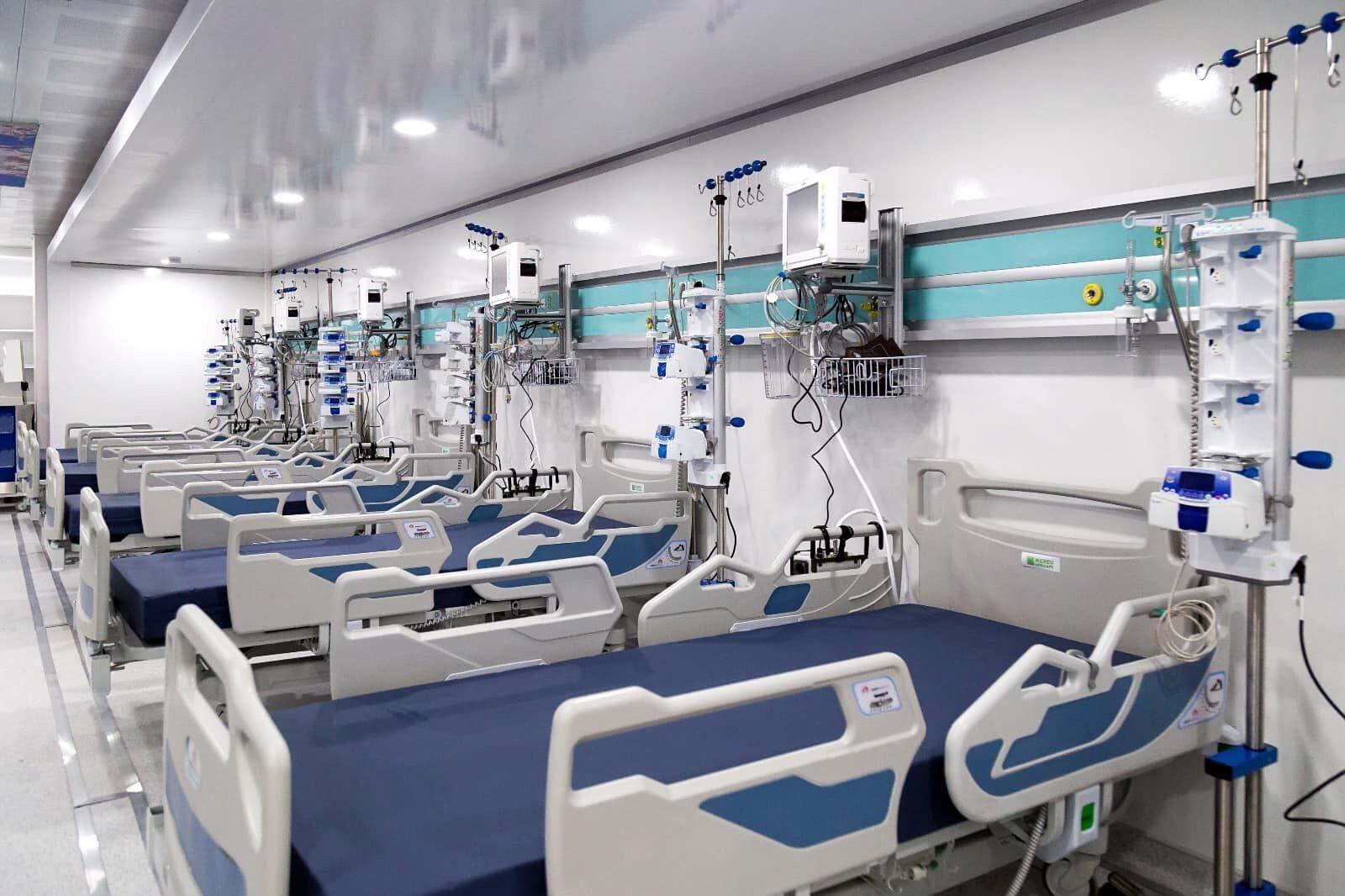 Unitate mobilă de terapie intensivă, oferită Spitalului Județean Ploiești