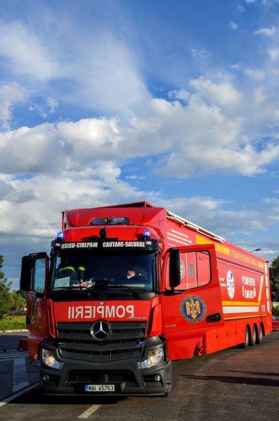 O unitate mobilă ATI va ajunge la Spitalul Municipal Timişoara
