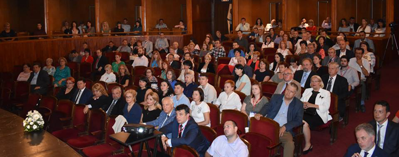Peste 700 de medici specialişti din ţară şi străinătate au dezbătut la UVVG cercetările ştiinţifice din ORL