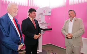 Bilanţ al Centrului de Screening Mamar, proiect iniţiat de UVVG Arad