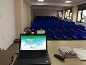"""Elevii liceului """"Mihail Kogălniceanu"""" Vaslui au discutat despre beneficiile unui stil de viață sănătos"""