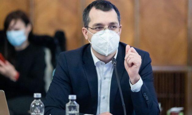 Vlad Voiculescu: Oamenii trebuie să aibă acces la teste antigen de calitate, inclusiv în farmacii