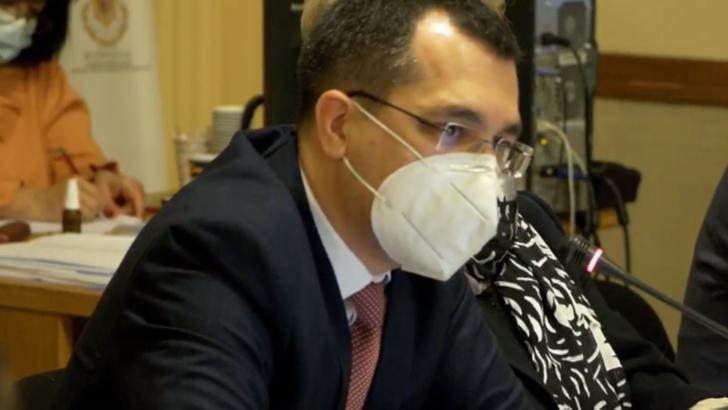 """Voiculescu despre incidentul de la """"Marius Nasta"""": Pacienţii care erau înăuntru erau neintubaţi"""