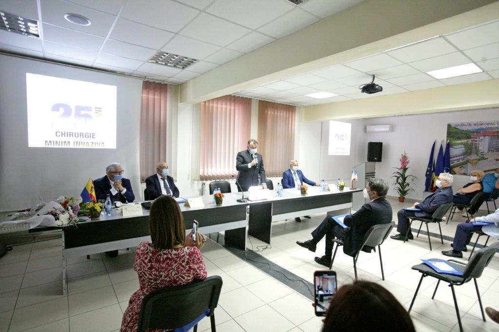 Zilele Medicale ale Spitalului Municipal de Urgență Moinești – un eveniment prestigios, chiar și pe timp de pandemie
