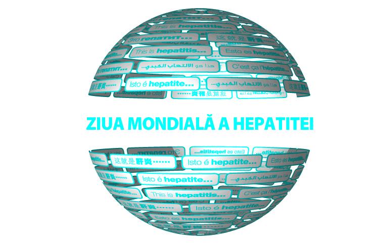 28 iulie – Ziua mondială de luptă împotriva hepatitei